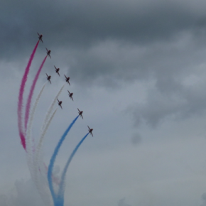 July Red Arrows