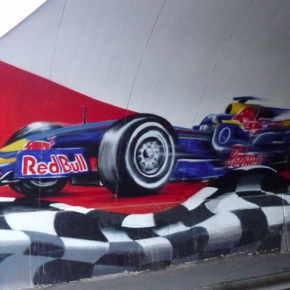 Oct - Red Bull Vetel