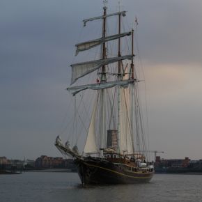 Sept - tall ship 1