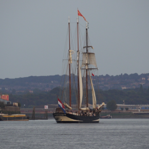 Sept - tall ship 2
