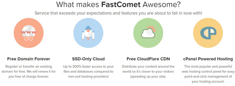 fastcomet-is-awesome