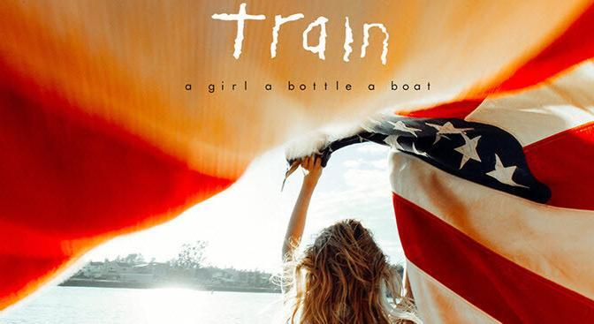 Train – 'You better believe' from their new album 'a girl a bottle a boat'.