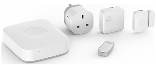 Samsung Smartthings Home Automation Kit