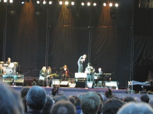 Bruce Springsteen at Crystal Palace 2003