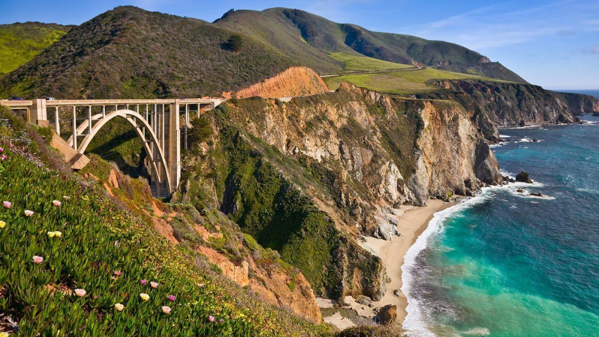 Big Sur and Bixby Bridge